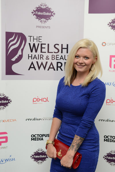 polly james hair welsh beauty awards wales hill
